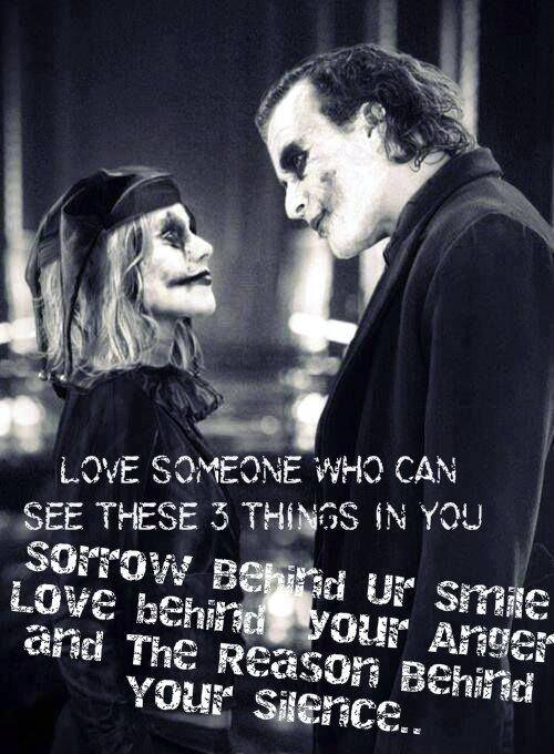 Joker Love Quotes For Her