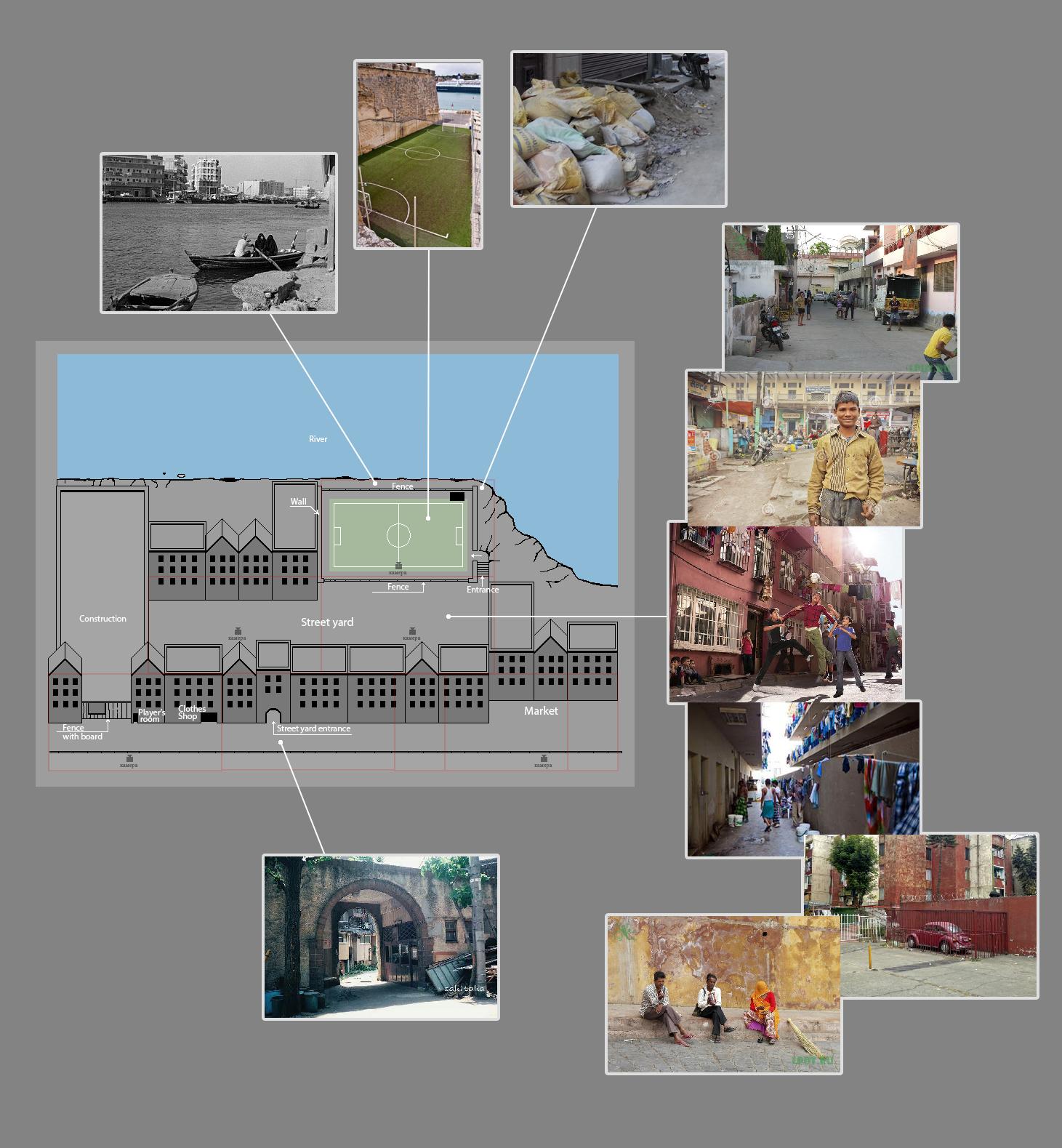 map city street yard ref