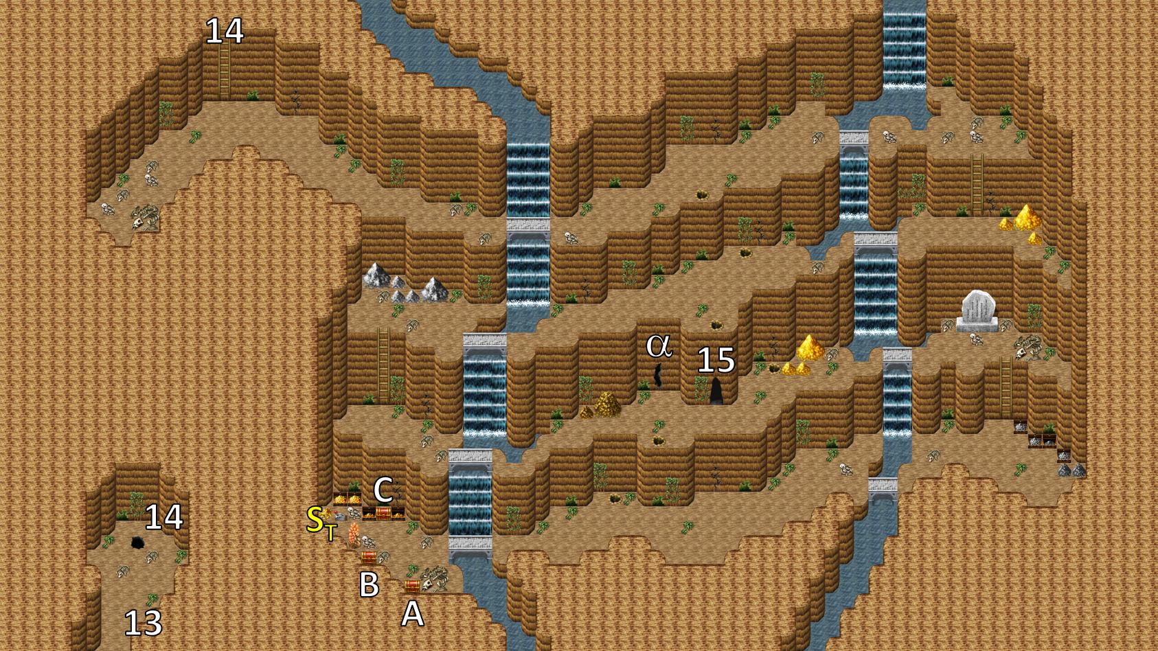 Abandoned Tunnel - Tigers Eye Passageway