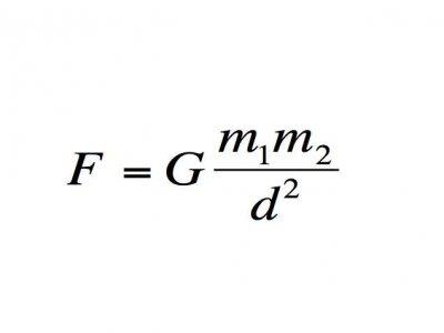 ley de gravitacion universal de