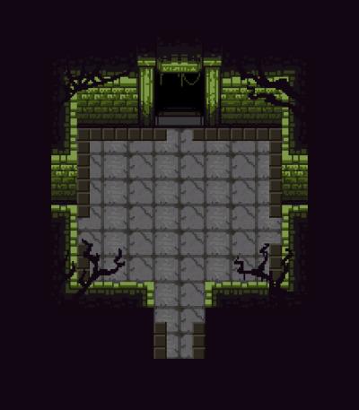 New Dungeon Tileset