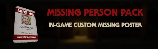 missingpersonpack