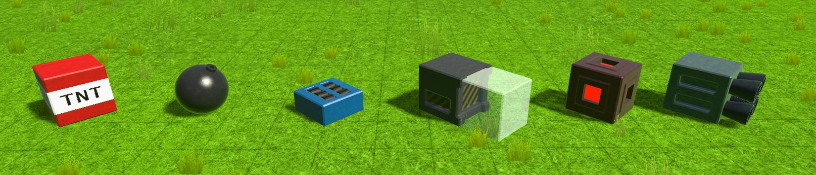 special blocks