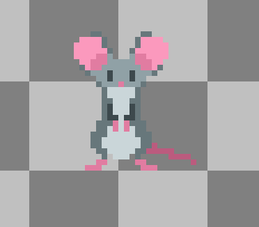 Forest Strike - Mouse Character