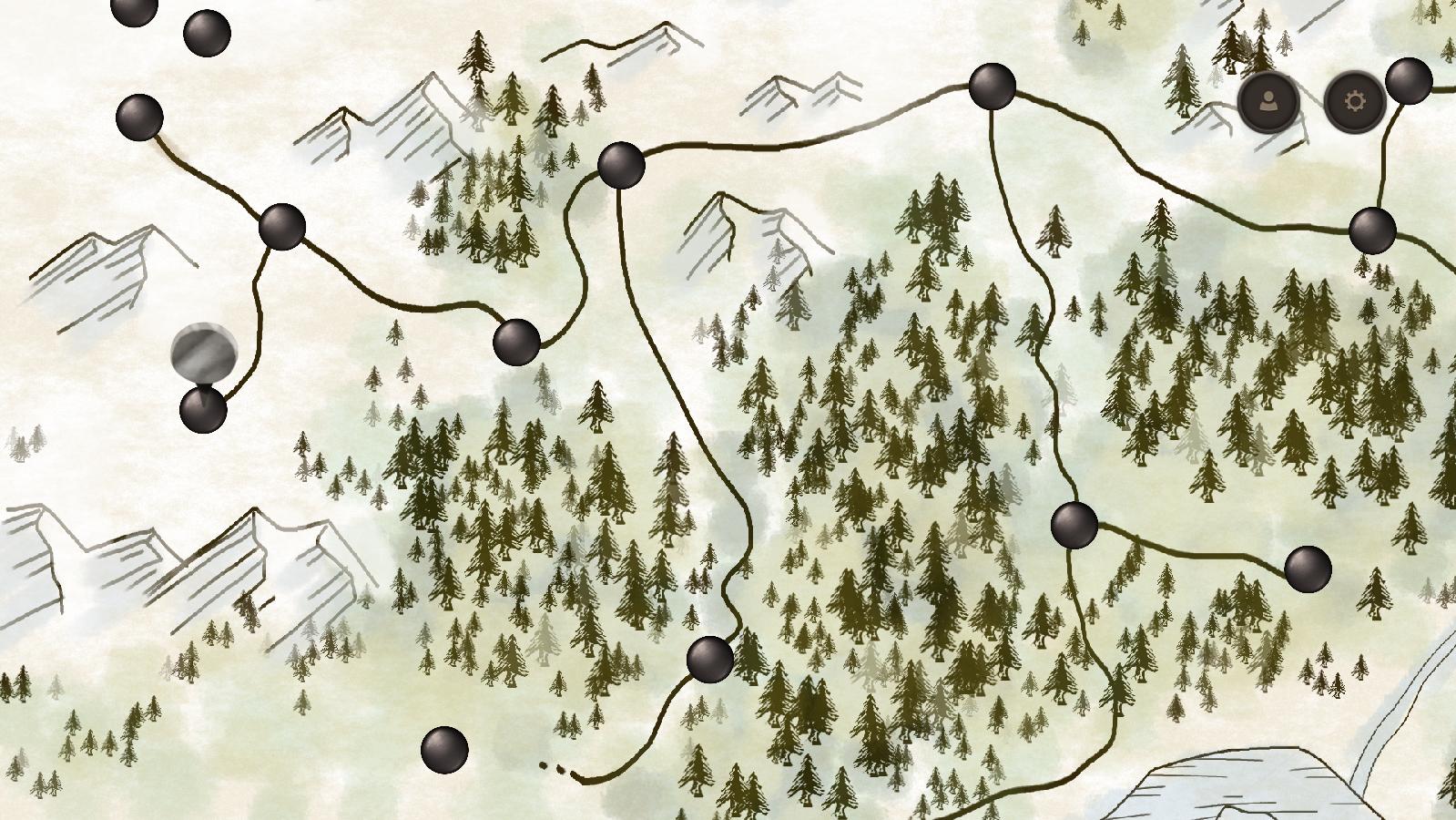 Tales of Vastor - World Map