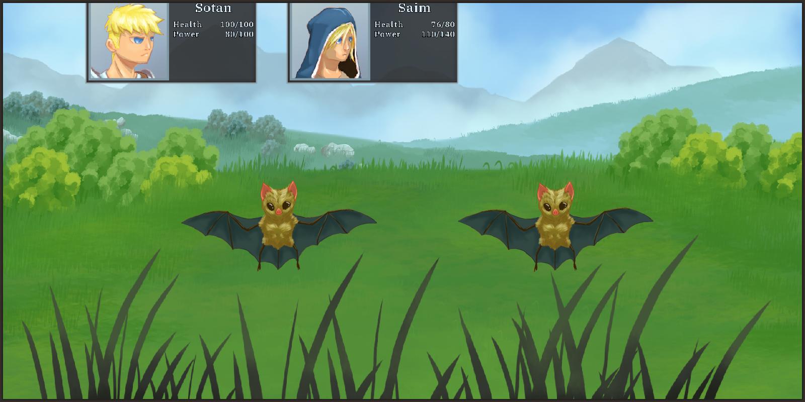 progress19 bats