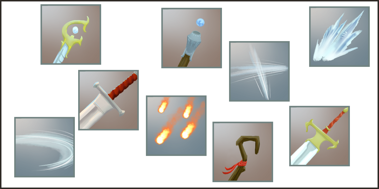 progress - 21 items