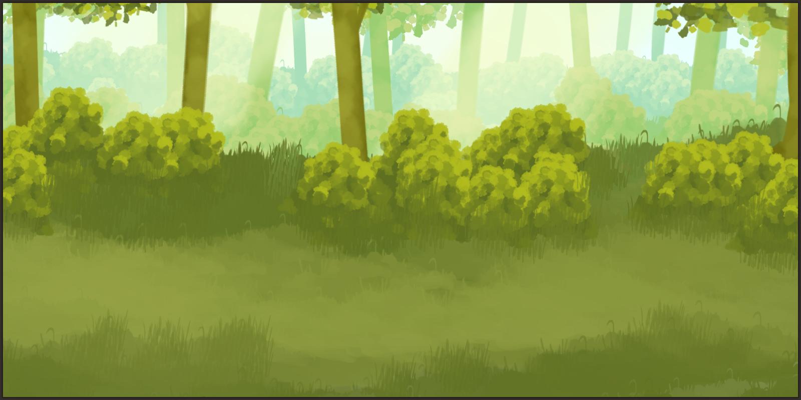 progress 21 - sacred forest