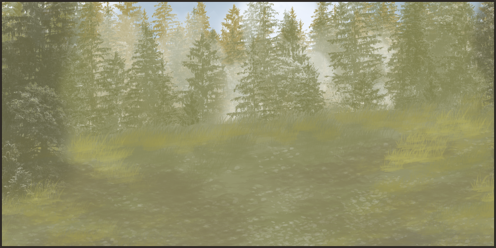 progress 8 - woods