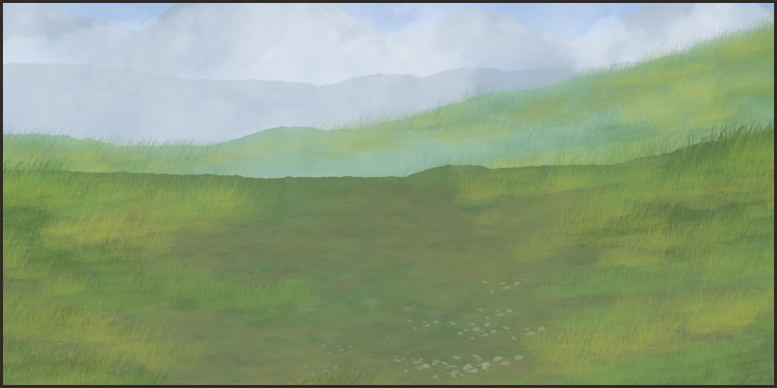progress 9 - hills