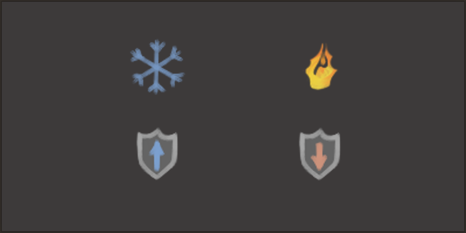 progress 9 - status icons
