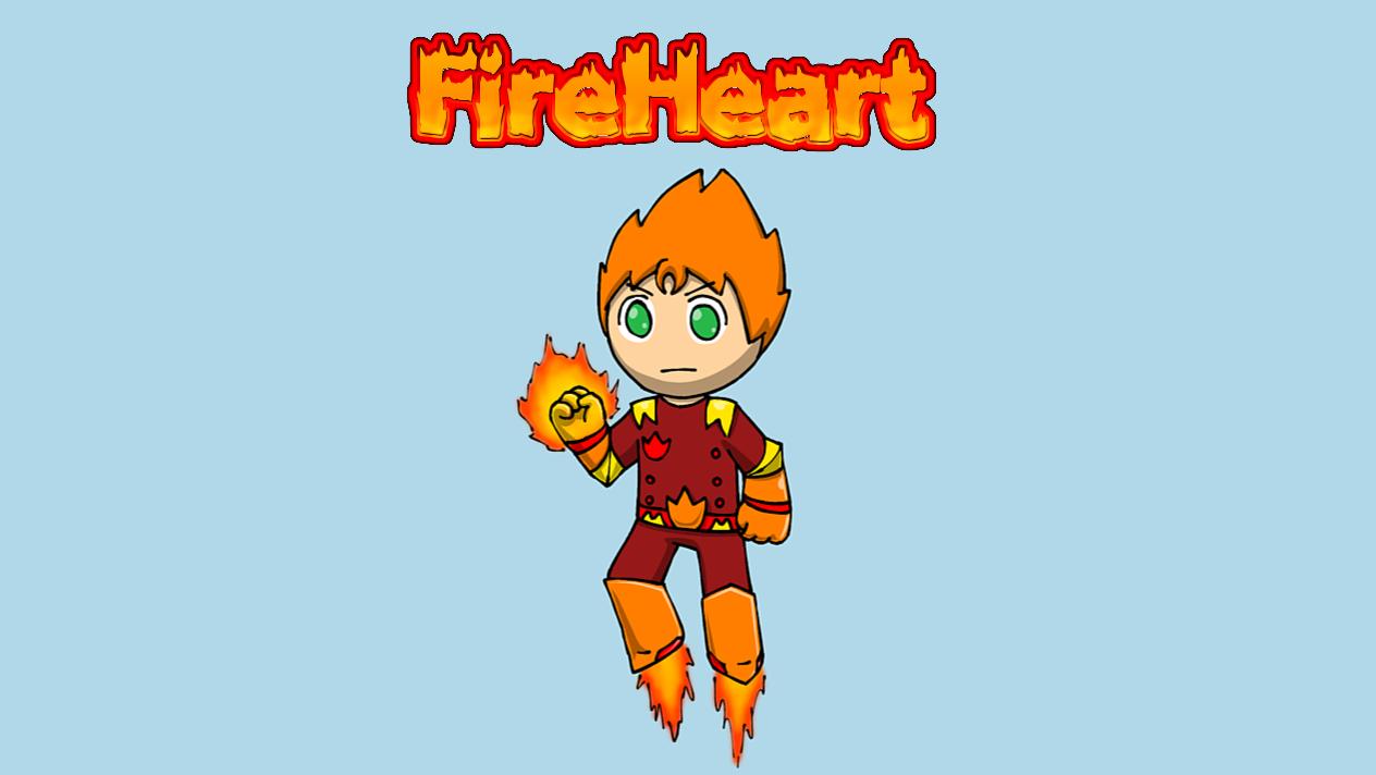 FireHeart Character