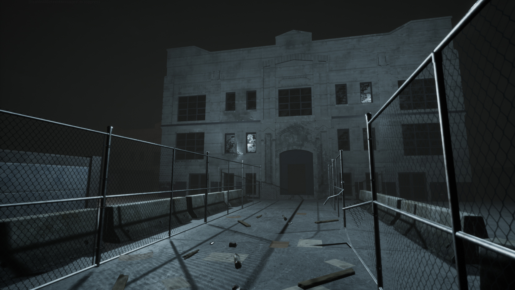 Hanwell Jail