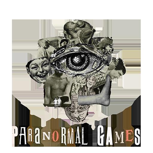 Paranormal logo seul crumbs v3 a