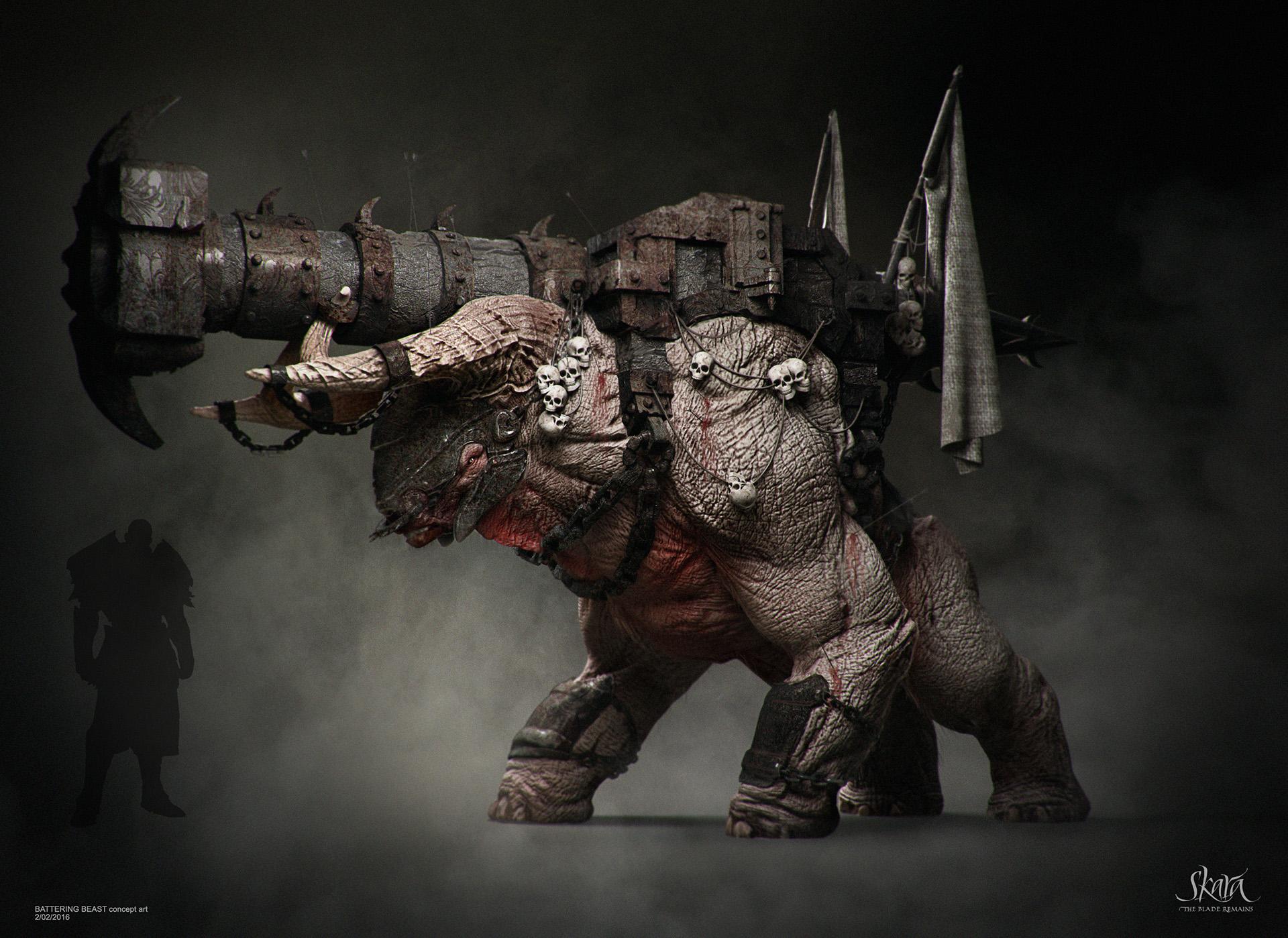 Battering Beast