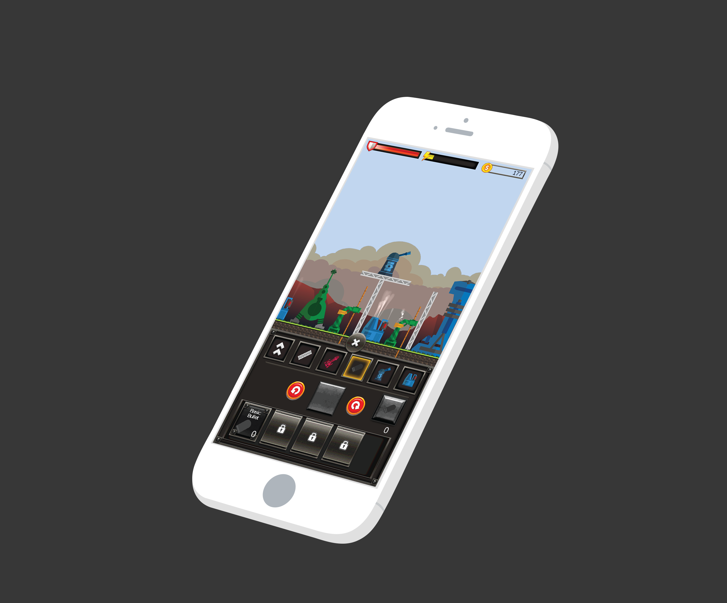 stronghold2d iphone