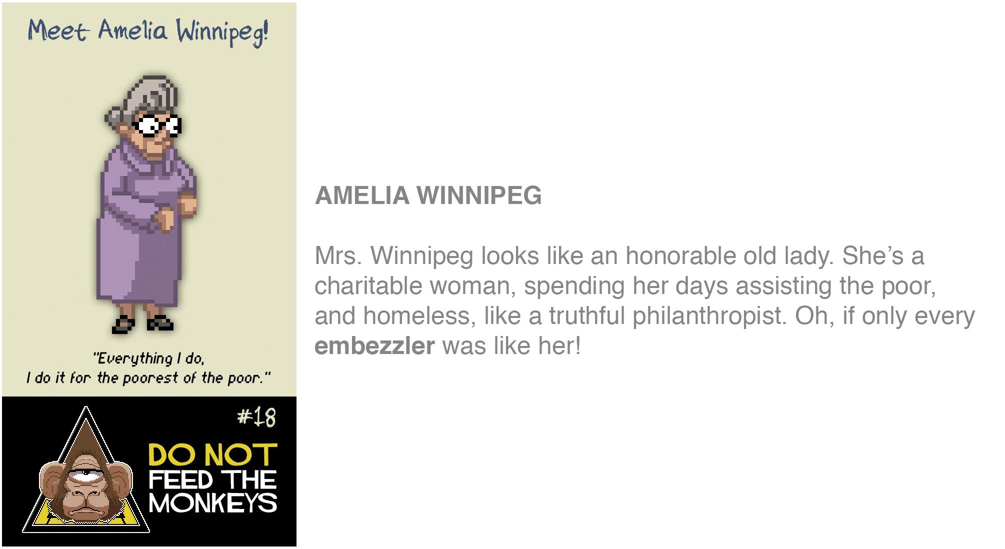 Amelia Winnipeg