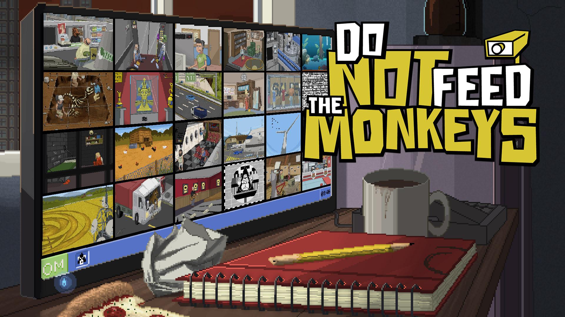 Do Not Feed The Monkeys   Promo