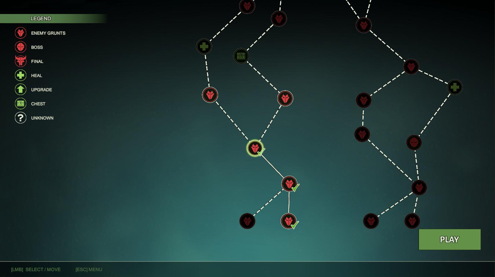 nodes wip