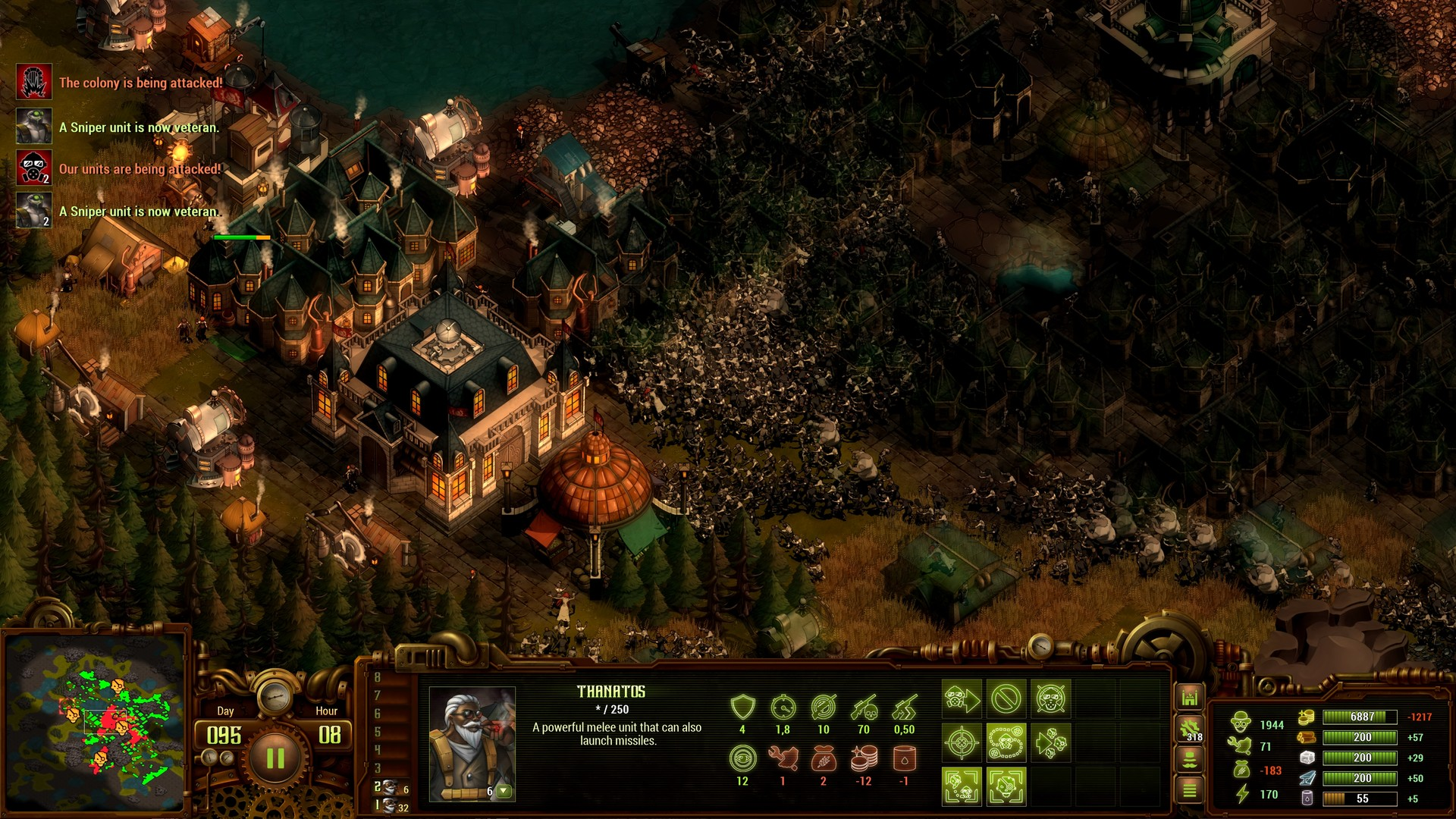 They Are Billions Screenshot 17