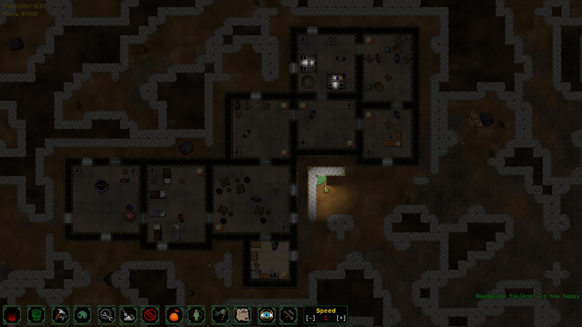 ATC: Underground Bunker