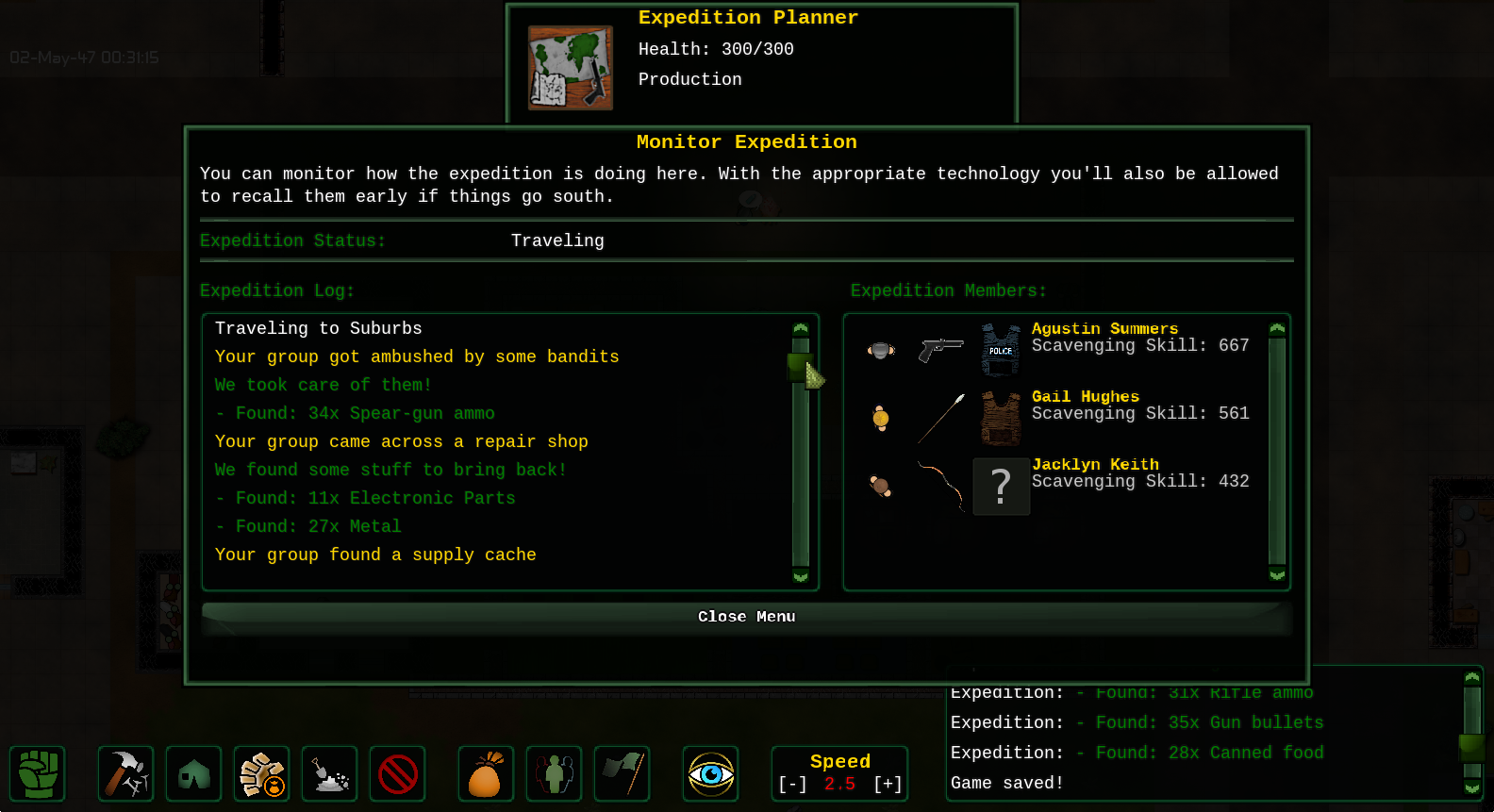 ATC: Expedition Viewer
