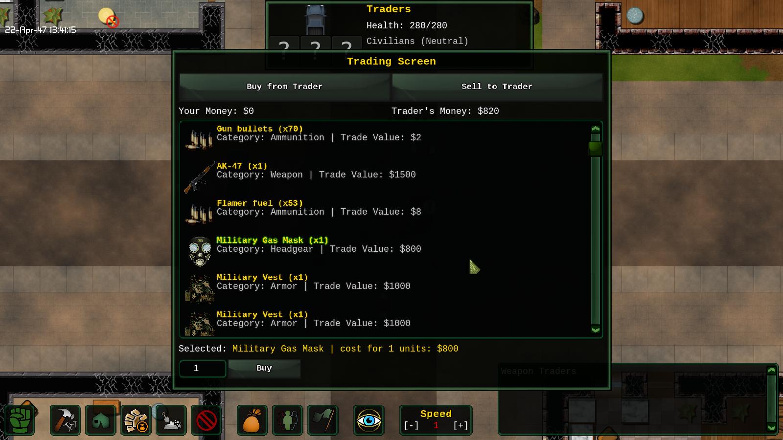 ATC: Trading