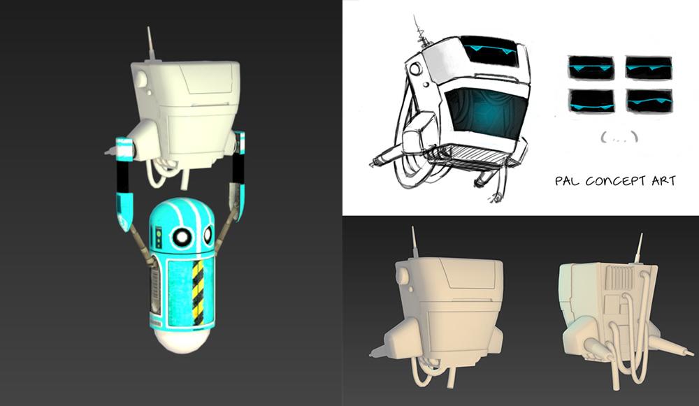 algobot pal concept