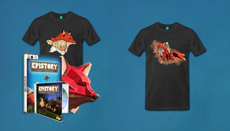 deluxe bundle epistory t shirt