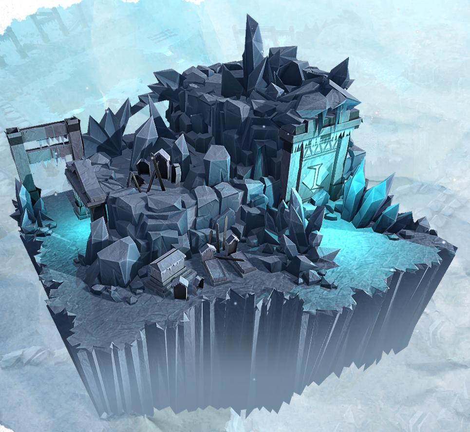 icemountain epistory papercraft origami
