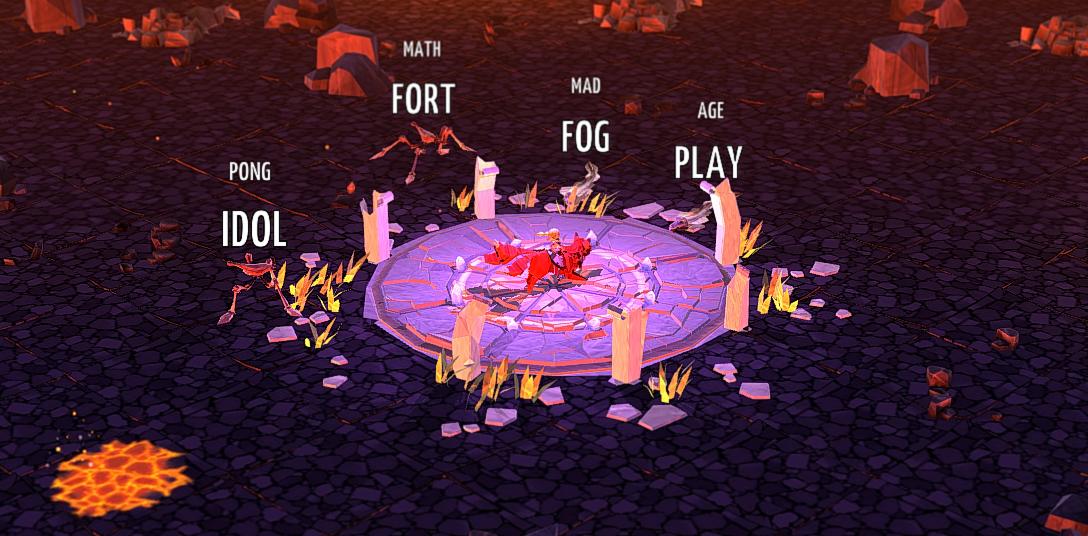Epistory dungeon battle