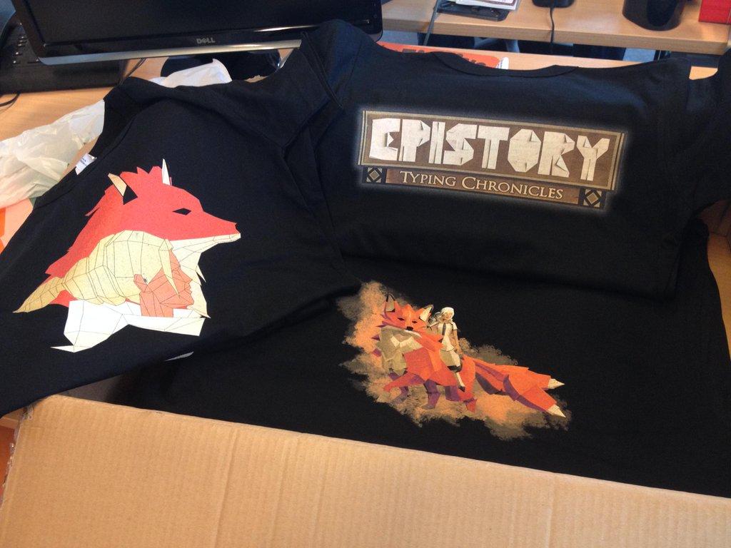 t-shirts epistory