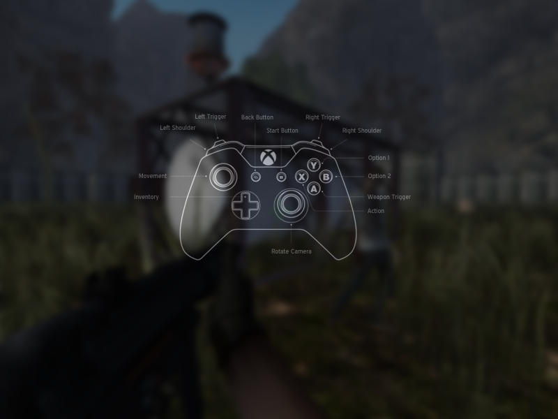 DeadDawn GameController Option