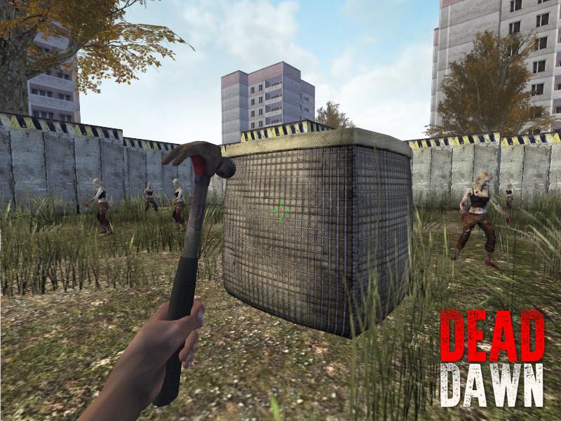 DeadDawn Hesco Block Storage 1