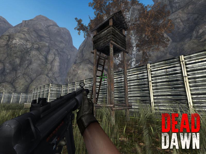 Dead Dawn Hunter WatchTower 2