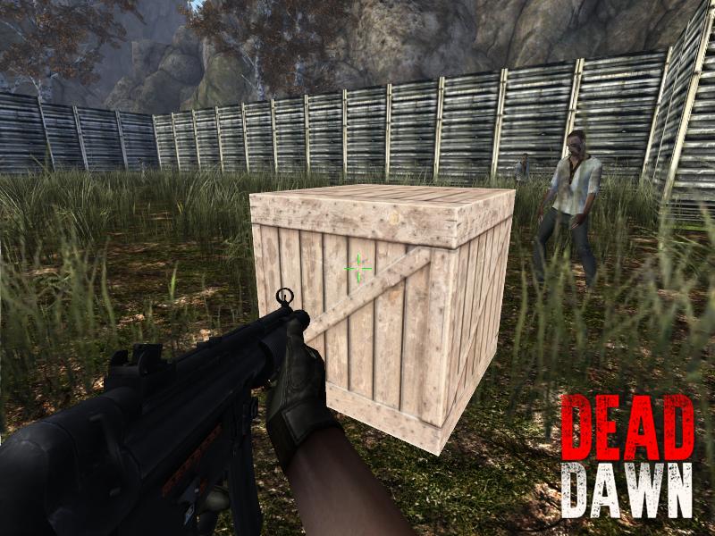 DeadDawn Looting