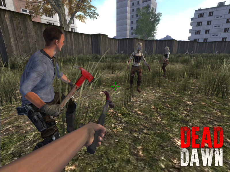 DeadDawn Survivor TeamMate 3