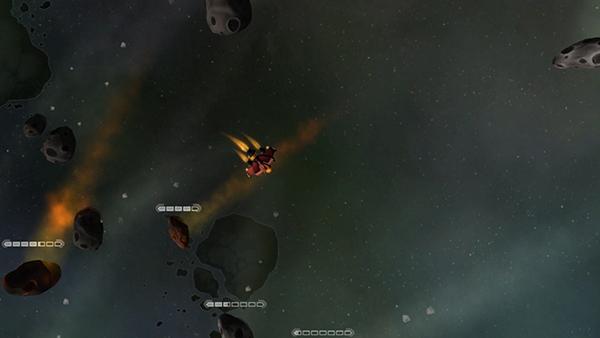 Stardrift Nomads asteroids