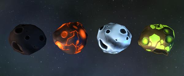 Stardrift Nomads asteroidtypes