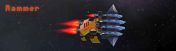 stardrift nomads T4 rammer