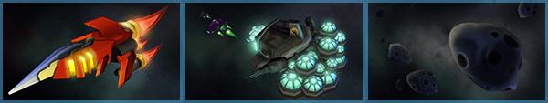 Stardrift Nomads Trading Cards
