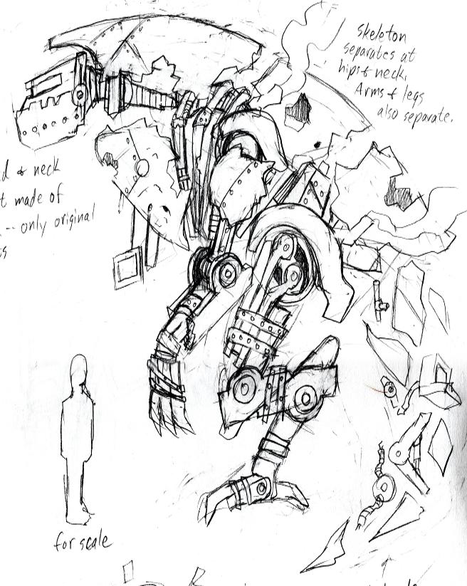 Detritus side 2