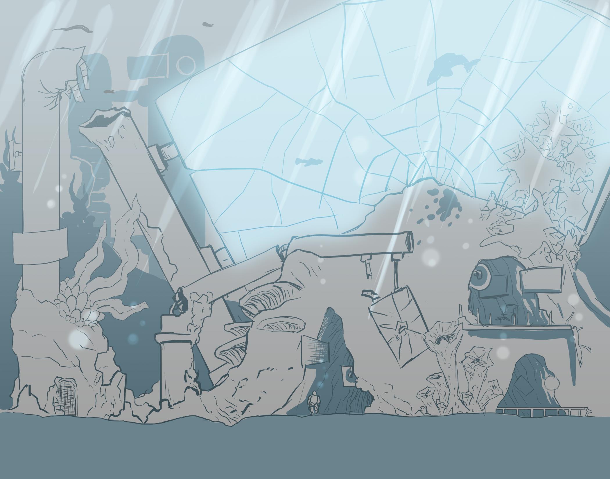 sunken ruins 2