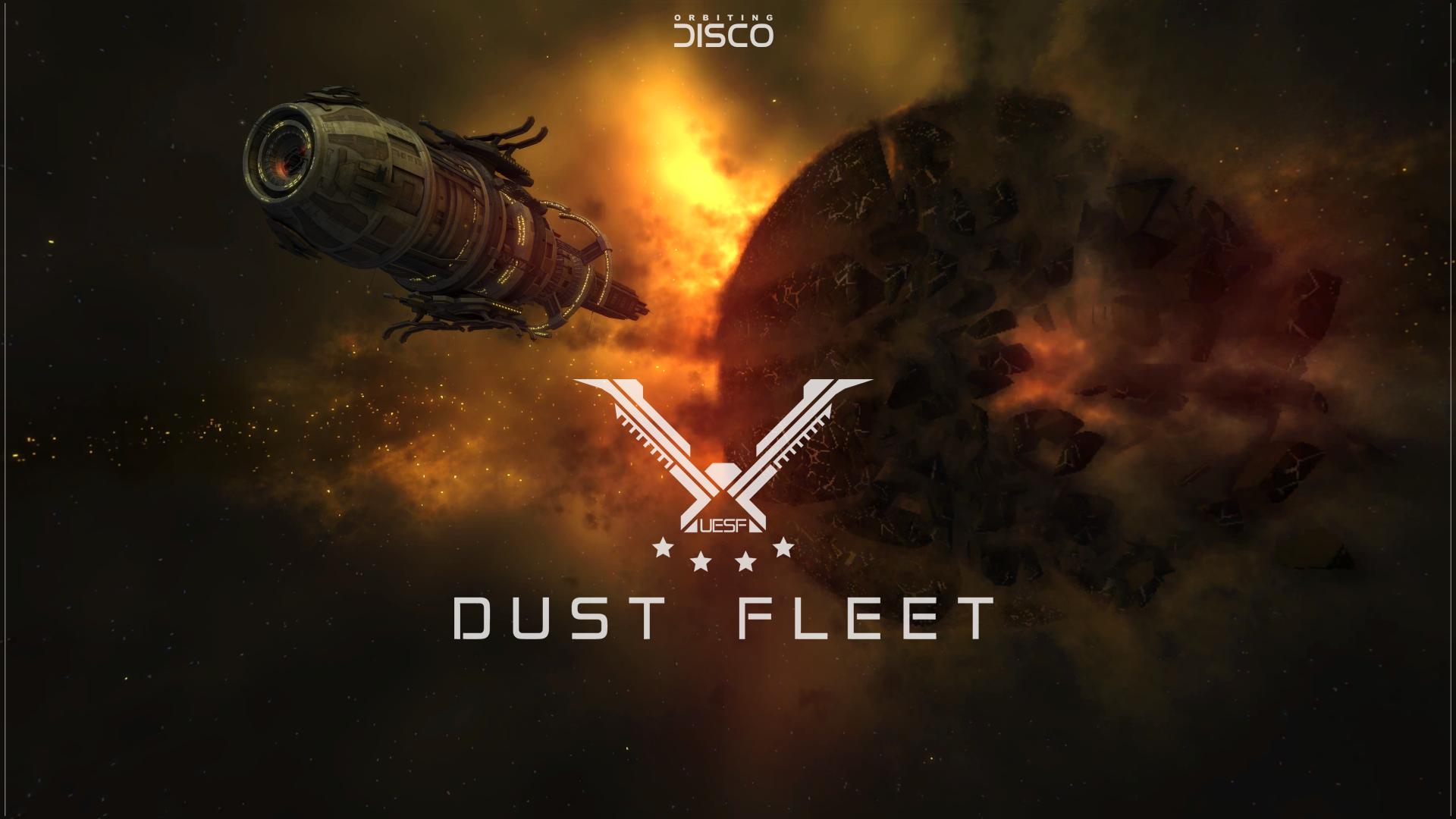 Dust Fleet title card