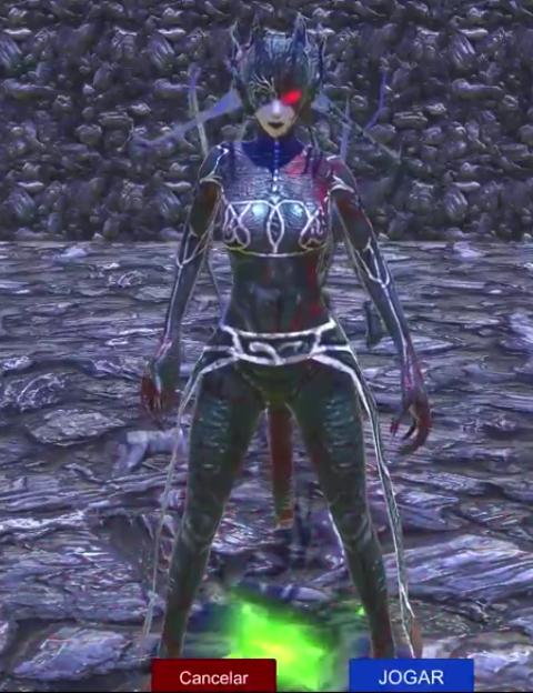 Vengeance Queen