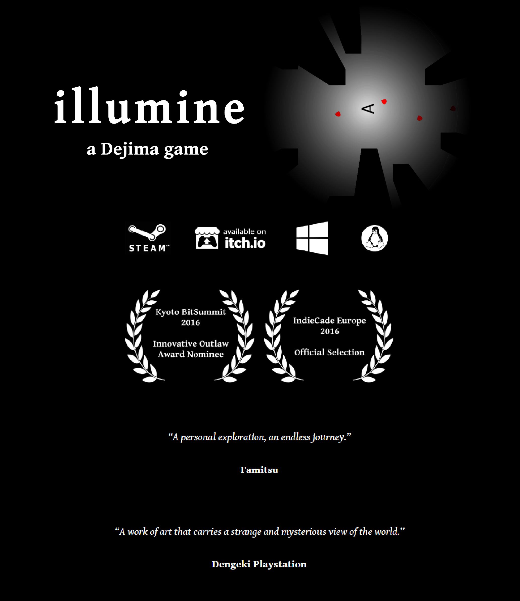 illumine steam release
