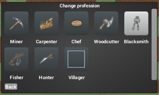 change profession