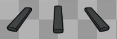 ebony planks