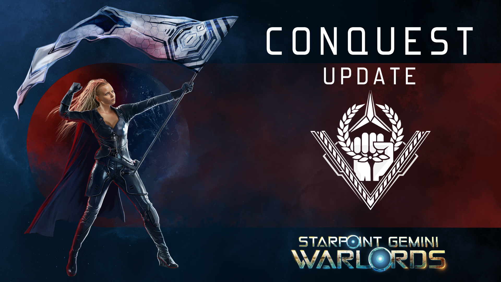 StarpointGemini Warlords Conques