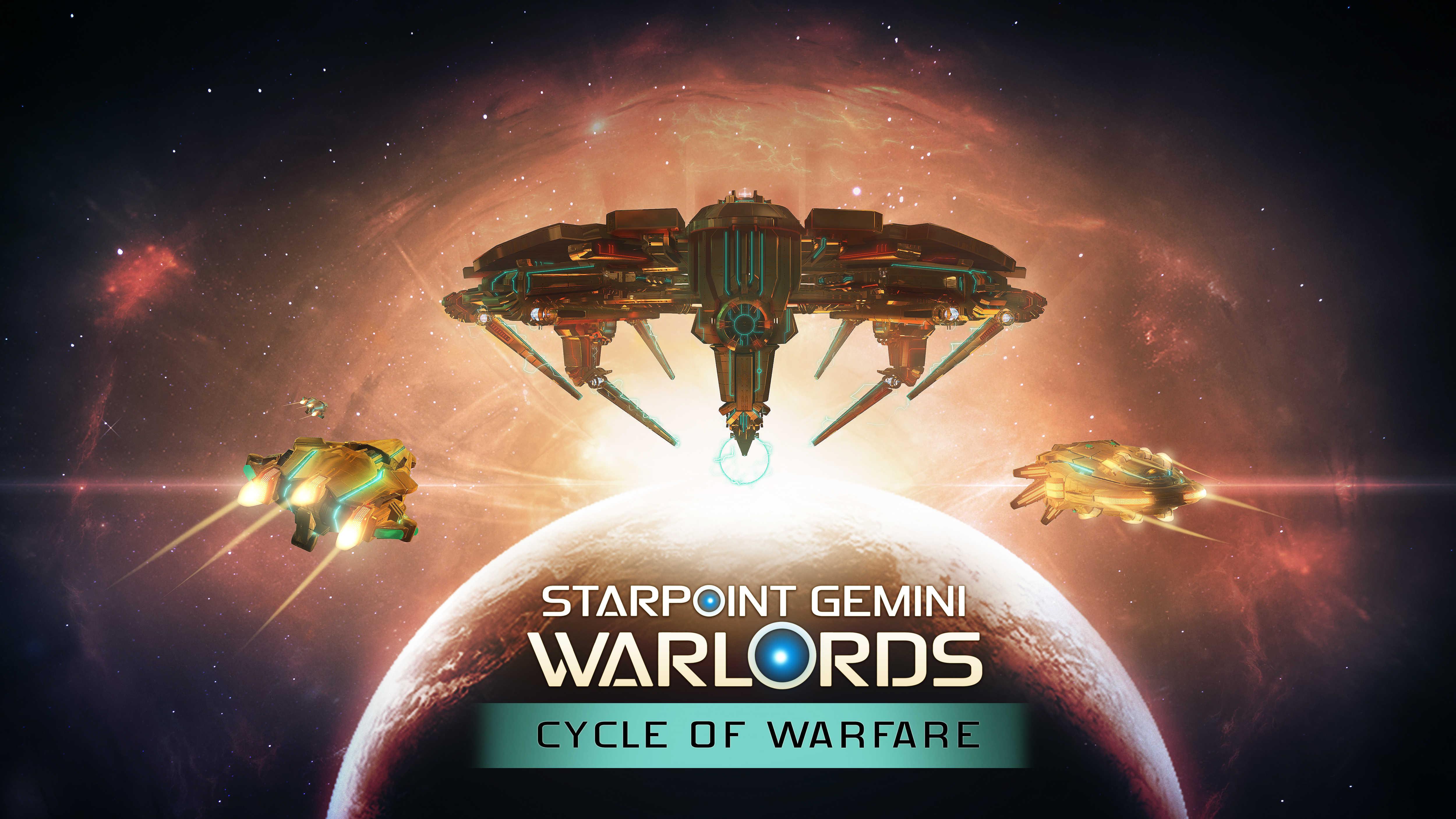 Cycle of Warfare Keyart